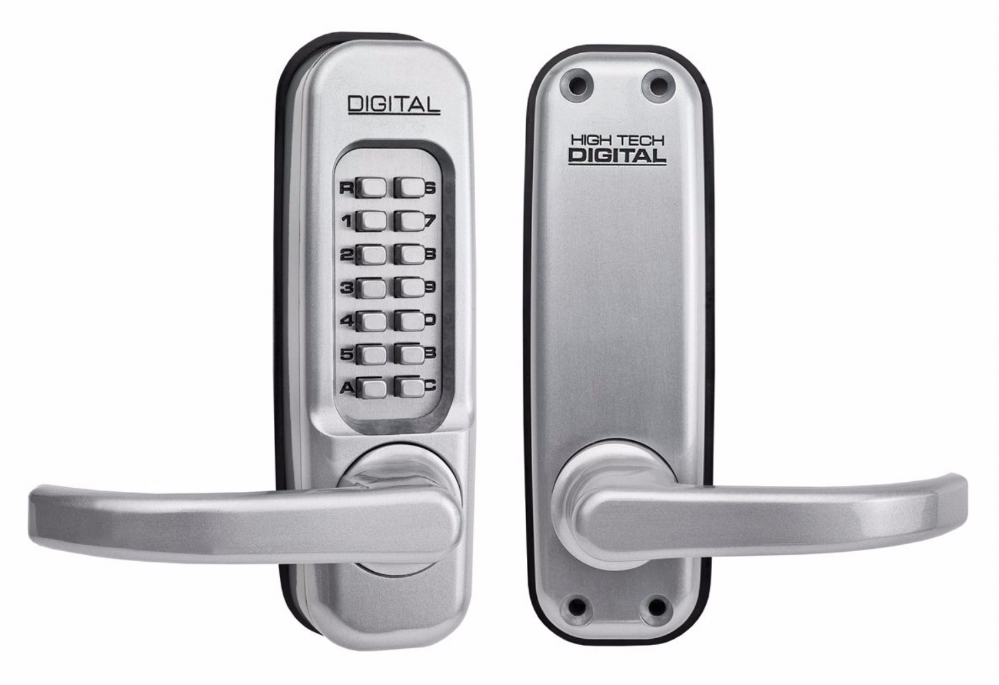 Lockey Digital 1150 Heavy Duty Digital Locks Only 163 146 00